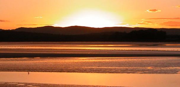 Witherslack sunrise